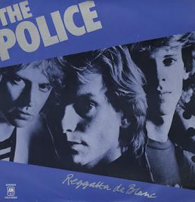 THE POLICE LP(ASSIM QUE TUDO COMEÇOU)