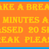 Take a Break Add-on-Very useful for Eyes and health of computer users