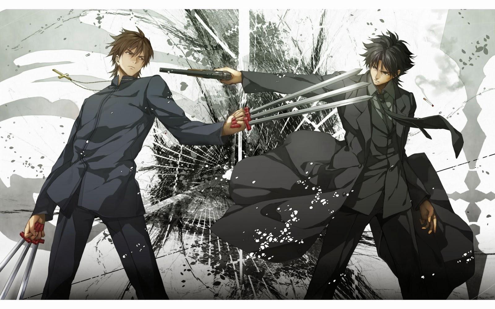 Fate Zero Kerei Kotomine
