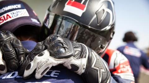 Andi Izdihar Nongol di Website Resmi MotoGP – Bangga Euy!