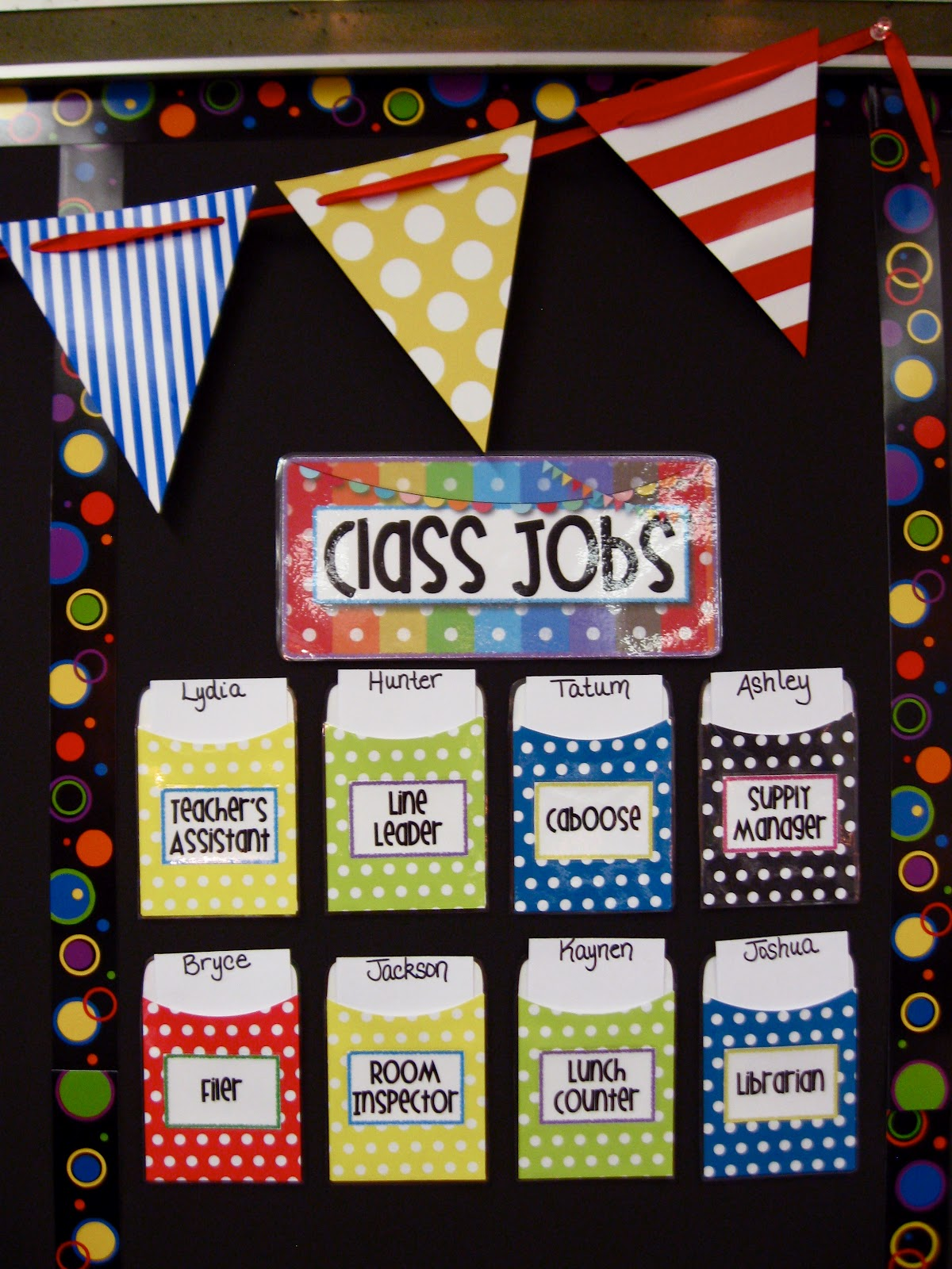 Classroom Job Ideas For 4th Grade : Mrs heeren s happenings classroom tour