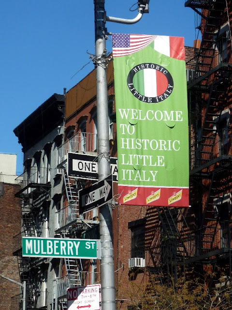 cosa vedere a little italy a new york