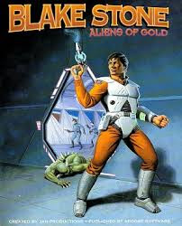 Free Download Blake Stone: Aliens of Gold
