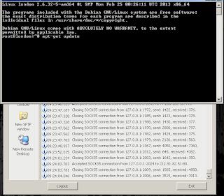 Menambah Port di SSH