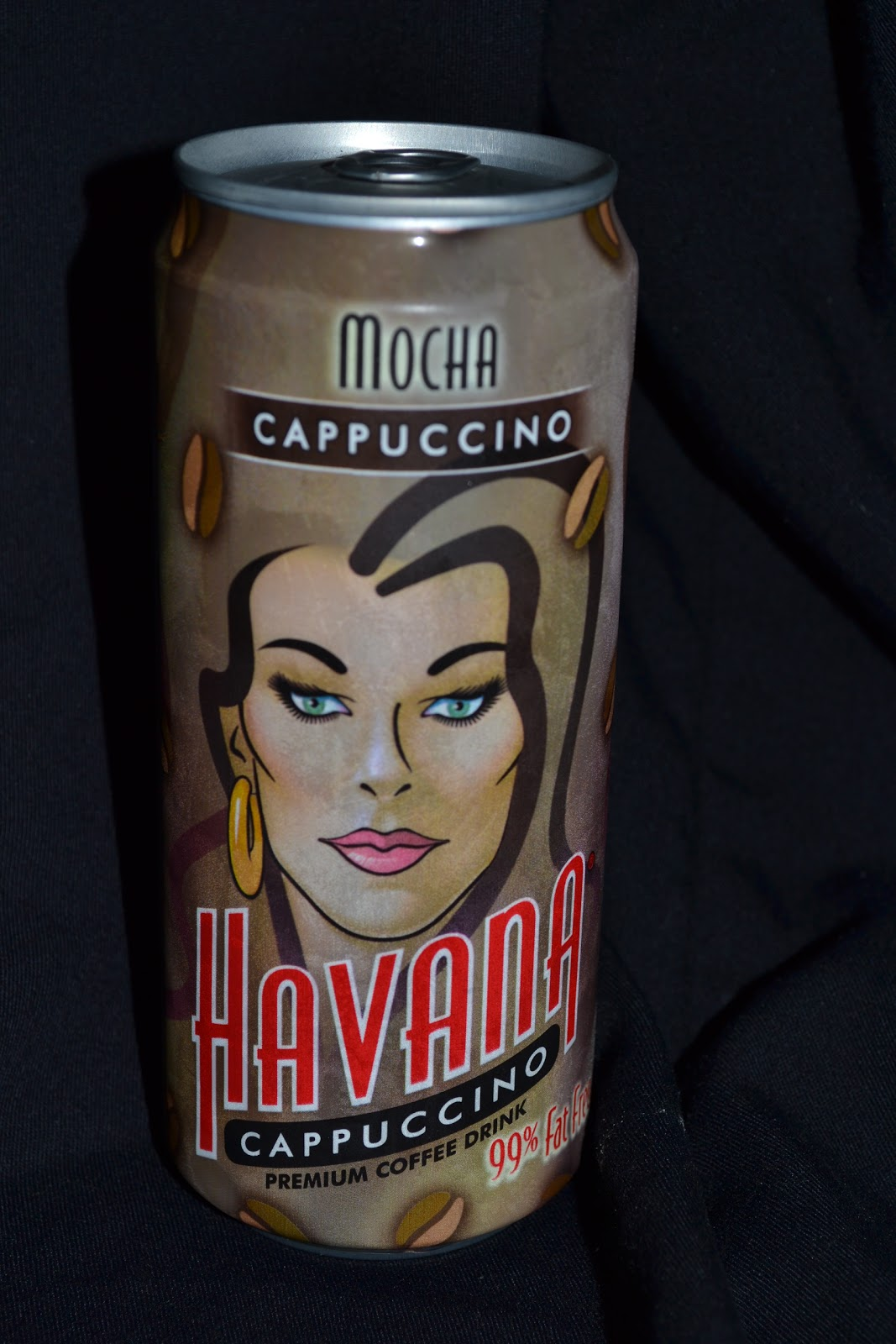 Will Work for Coffee: Coffee Review: Havana Cappuccino ...