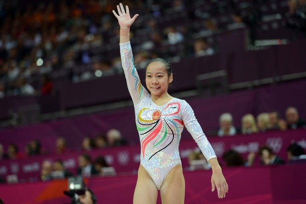 I Flip For Gymnastics Sunday Spotlight Deng Linlin Chi
