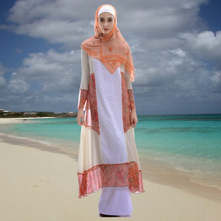 Fashion Muslim Dress