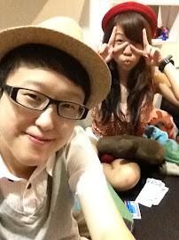 yuki and me
