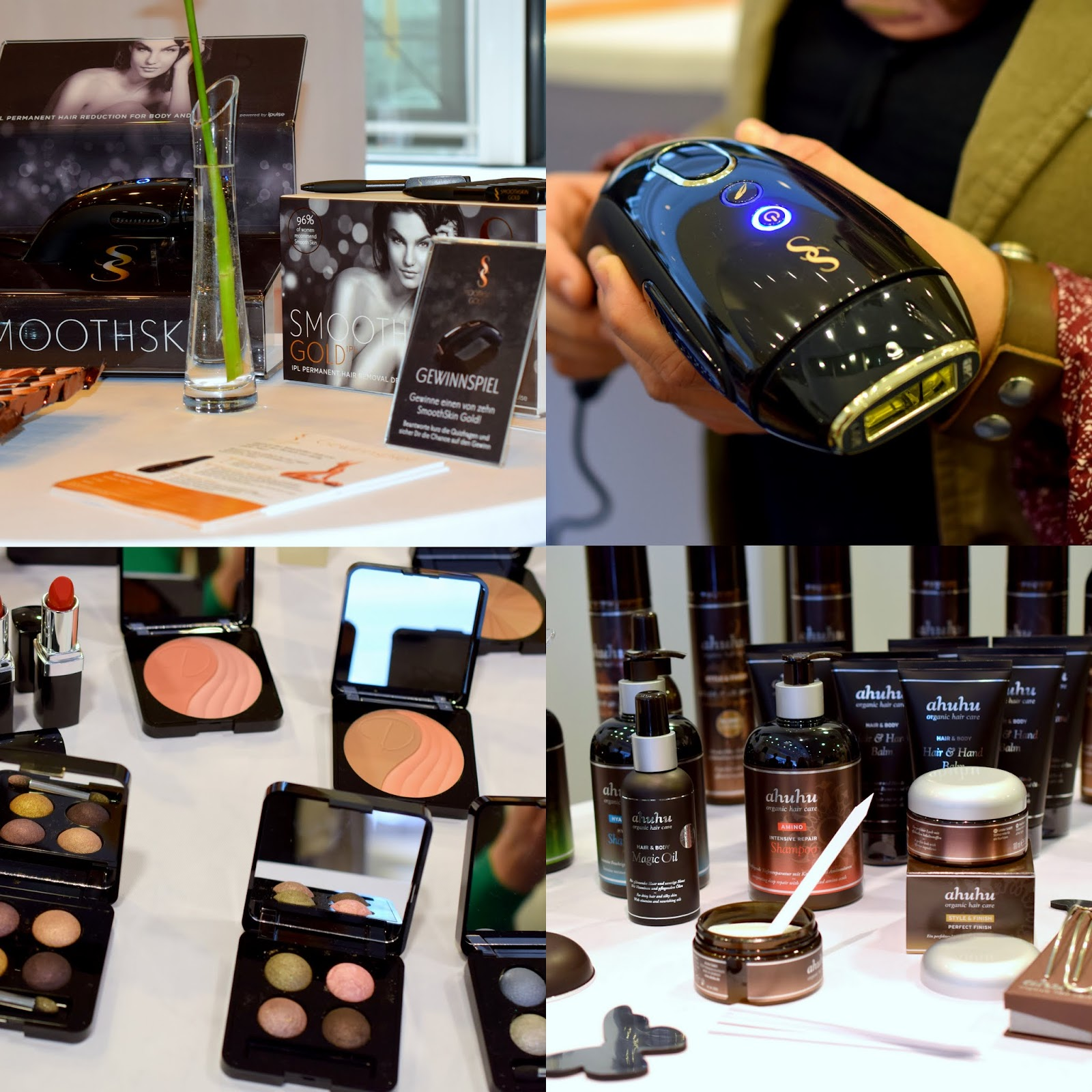 Beautypress Oktober 2015 Eventbericht SmoothSkin, LR Beauty und Ahuhu