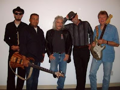 The Ted Vaughn Blues Band Debut CD ''Them 12 Bar Blues''