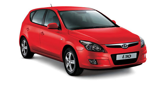 Cho thuê xe Hyundai i30 Premier