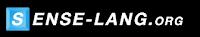Logo de Sense Lang