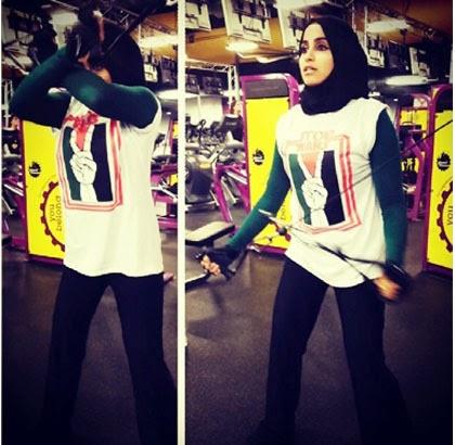 Hijab Style Untuk Berolahraga Tutorial Hijab