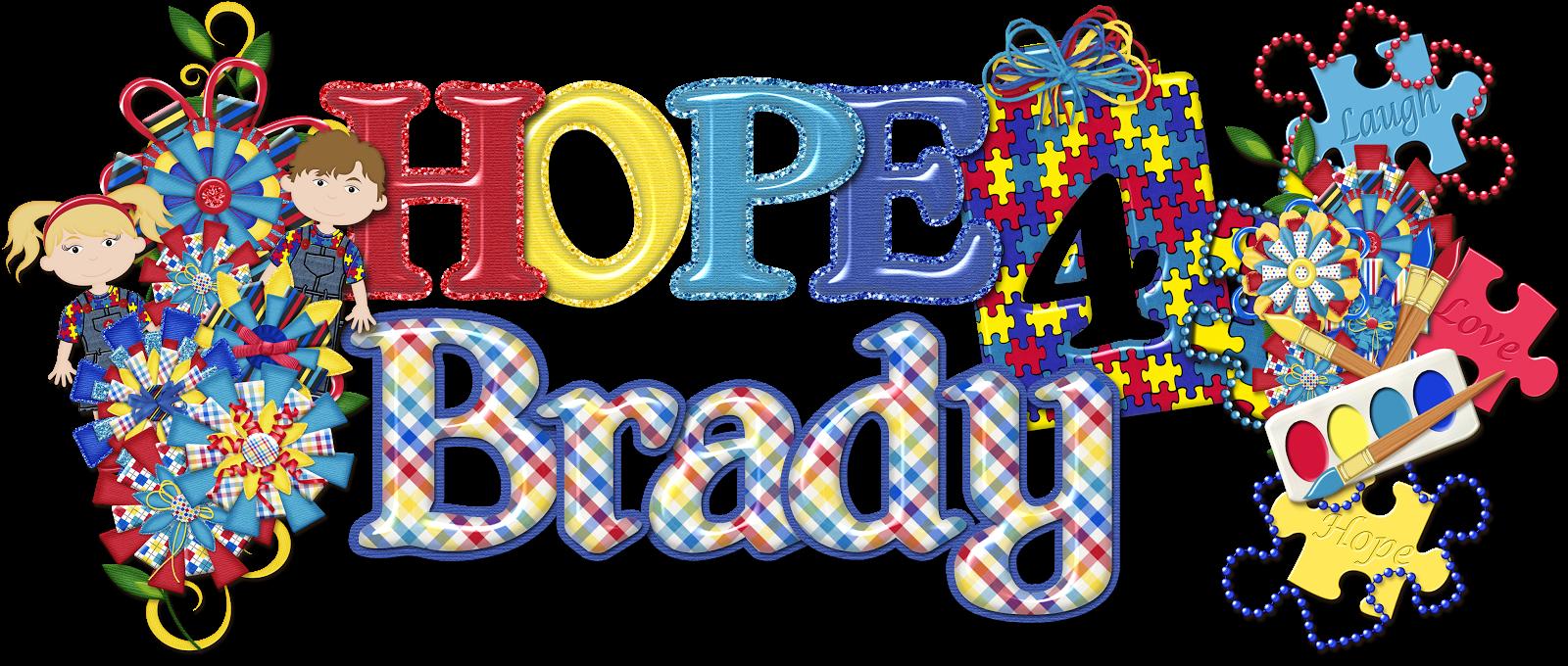 Hope 4 Brady