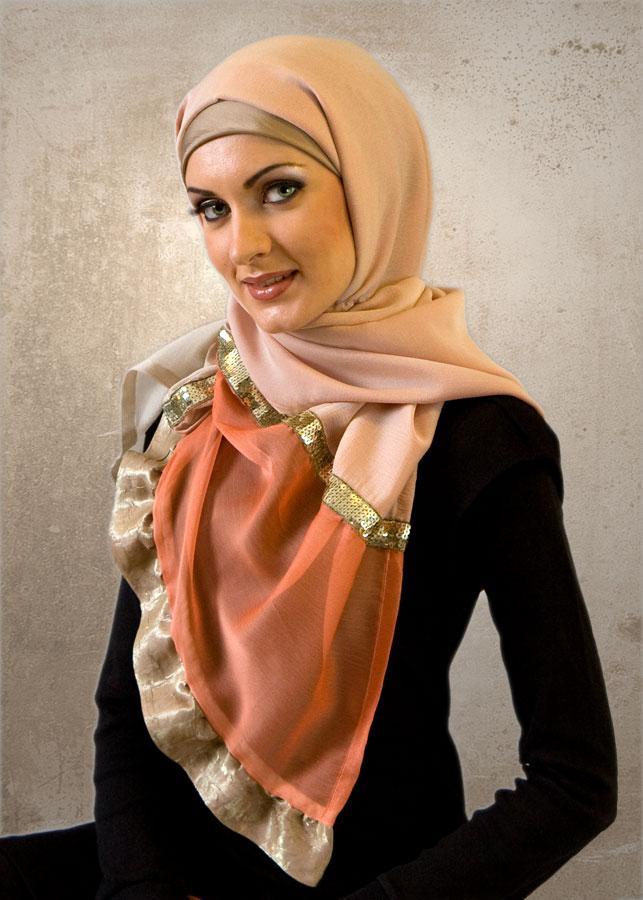 Hijab Scarf Styles 2013