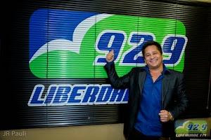 Acústico Liberdade FM com Leonardo MG 08/07 2013