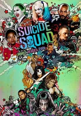 Escuadrón Suicida Online [Latino][Pelicula]
