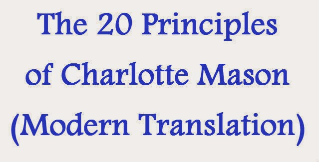 The modern translation of the principles of British educator, Charlotte Mason.