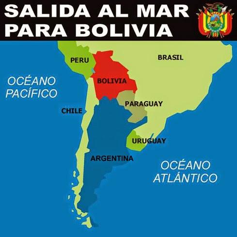 Visión geopolítica de Evo Morales