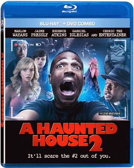 A Haunted House 2 2014 480p BluRay 300mb ESub