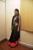 Model Shehnaaz Glam pics in saree-thumbnail-1