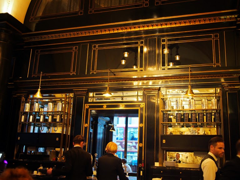 the wolseley restaurant review