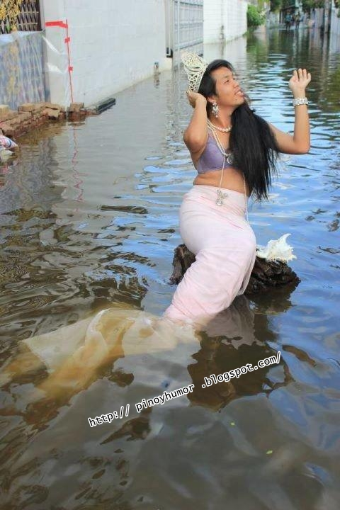 mermaid-found-in-philippines - Philippines - Laughing in the Midst of Disaster - Philippine Photo Gallery
