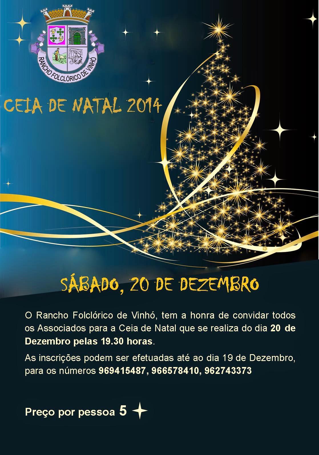 Ceia Natal 2015