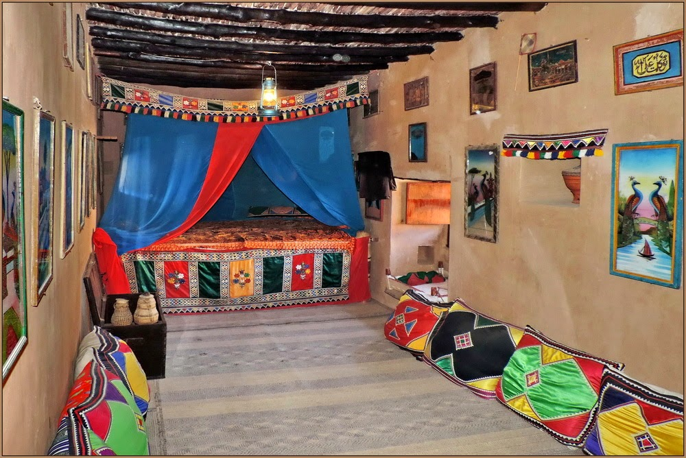 Picture of African House Interior