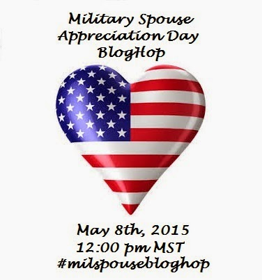 Military Spouse Appreciation Day: May 8th