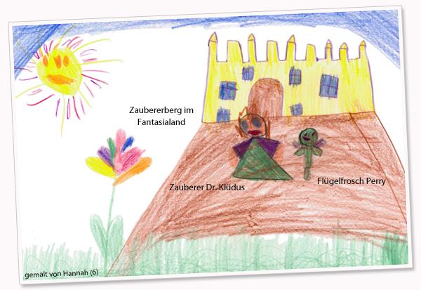 zweimalB :: gemaltes Bild des Fantasialandes :: Fotostory für den Großen Monstazzz Contest von aprilkind