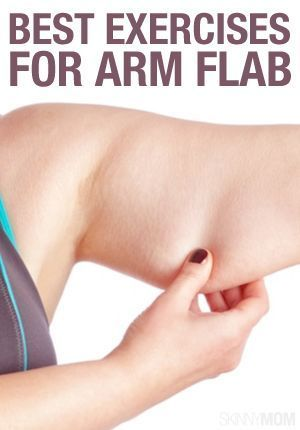 15 Fabulous Moves for Flab-less Arms