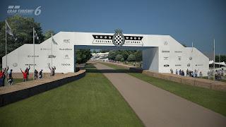 gran turismo 6 screen 6 Gran Turismo 6 (PS3)   Goodwood Hill Climb Course   Screenshots, Concept Video, & Press Release