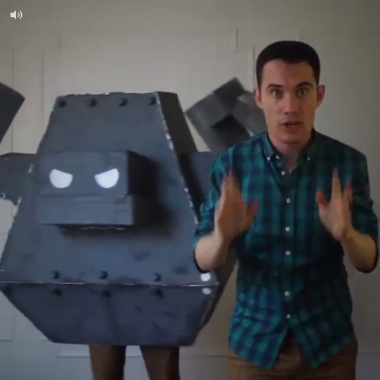 how to tell the difference between humans and robots