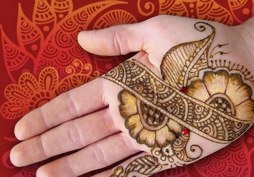 Mix Collection Mehndi Designs of 2013