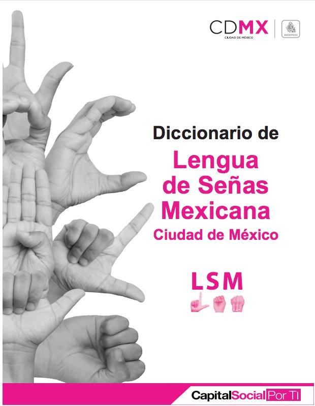 Diccionario de Lengua de  Señas Mexicana