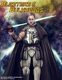Cover of Blasters and Bulkheads