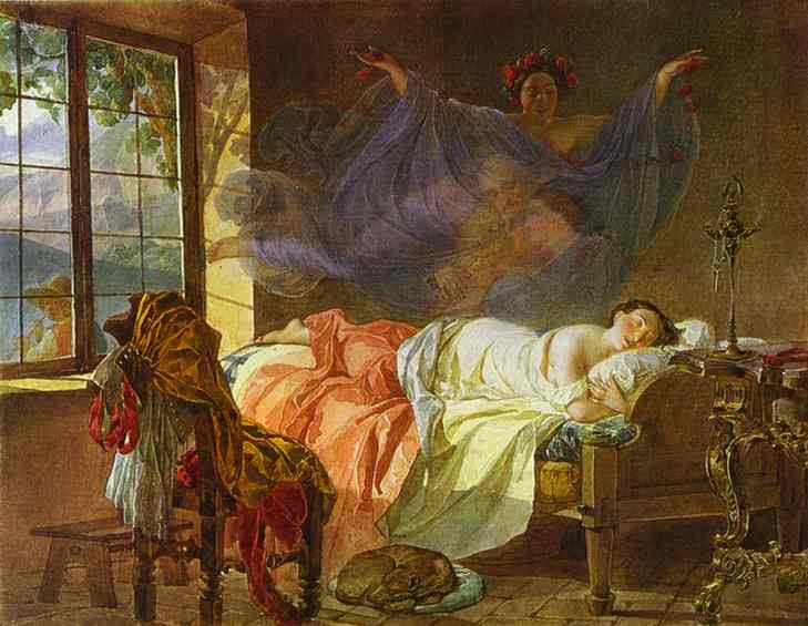 karl bryullov dream