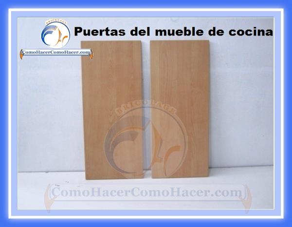 As de facil se hace un mueble para la cocina taringa for Como fabricar muebles de cocina