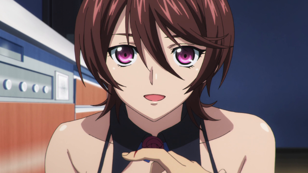 Strike The Blood Subtitle Indonesia Episode 13