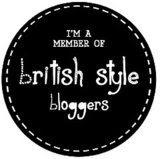bristish style blogger