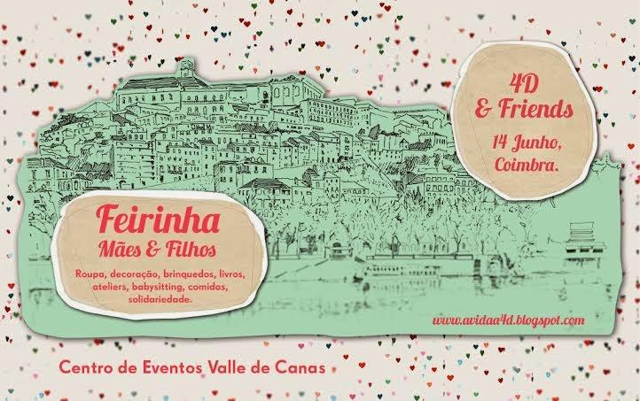 Feirinha mães e filhos - Coimbra