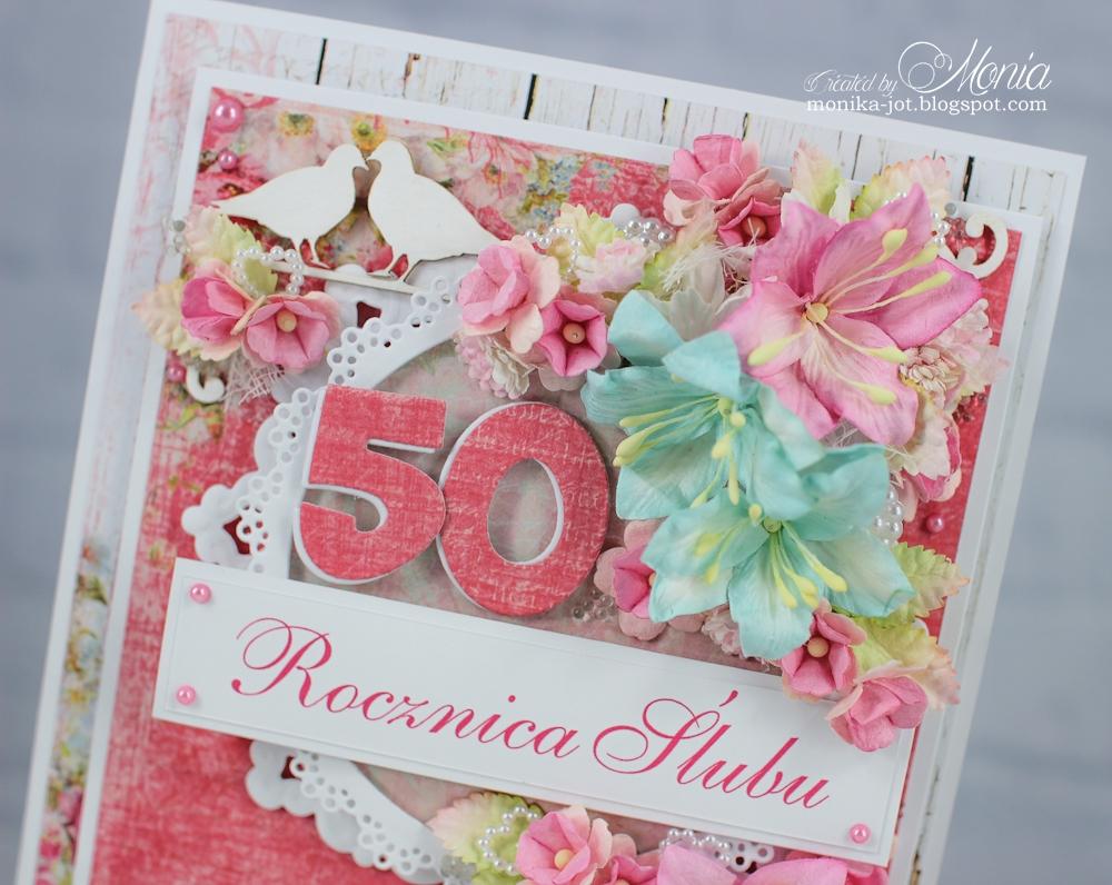 Moja Papierowa Kraina 50 Rocznica ślubu