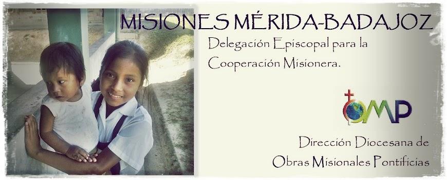 Misiones Mérida-Badajoz