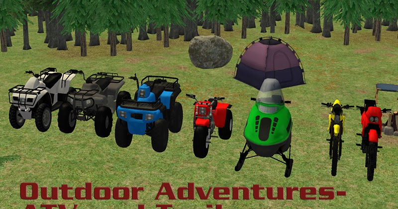 blue heaven sims outdoor adventures motorsports vehicles and