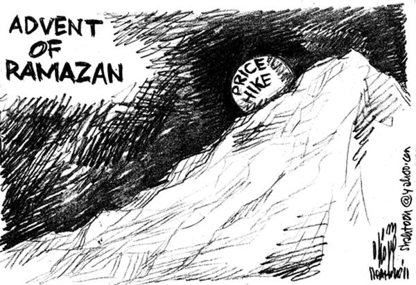The News Cartoon-4 21-7-2011