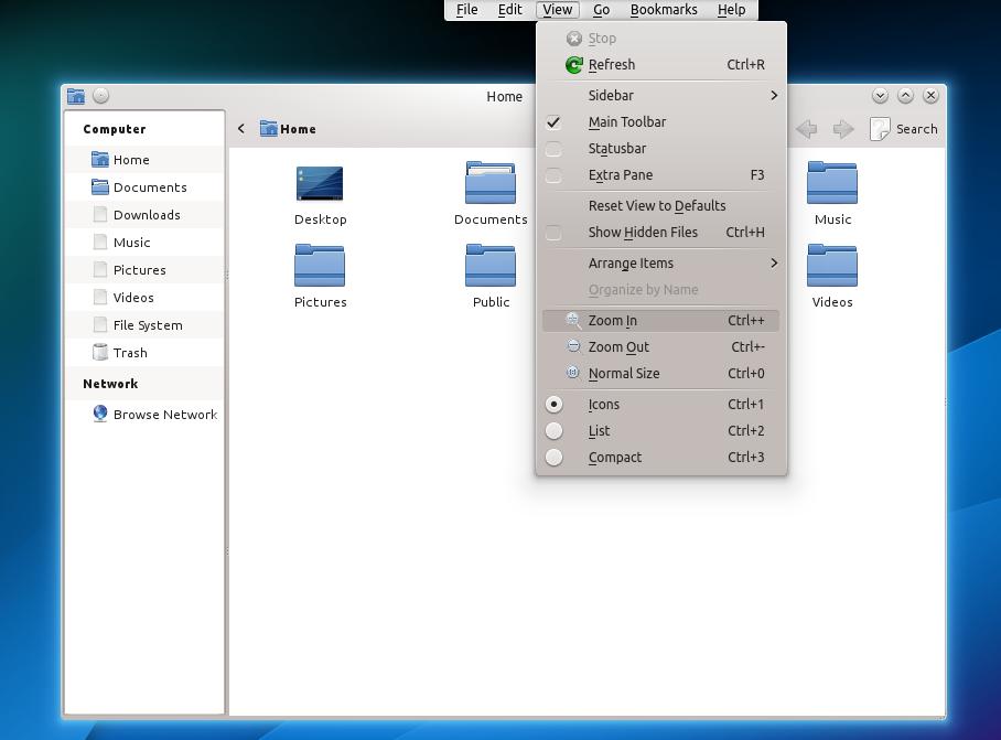 Alternative toolbar es un plugin para el reproductor rhythmbox que mejora su est0e9tica y funcionalidad