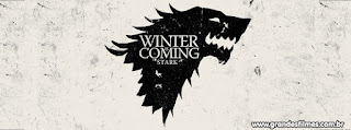 Game of Thrones - Casa Stark - Foto de capa para Facebook
