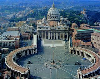 Plaza de San Pedro (Ciudad del Vaticano)