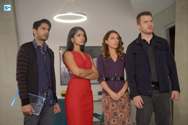 Second Chance - Episode 1.05 - Scratch That Glitch - Promotional Photos & Promo *Updated*